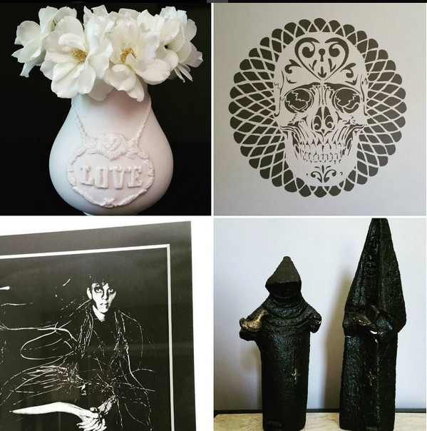 dark home decor items