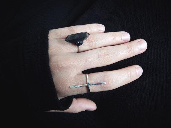 Elemental Luxury rings