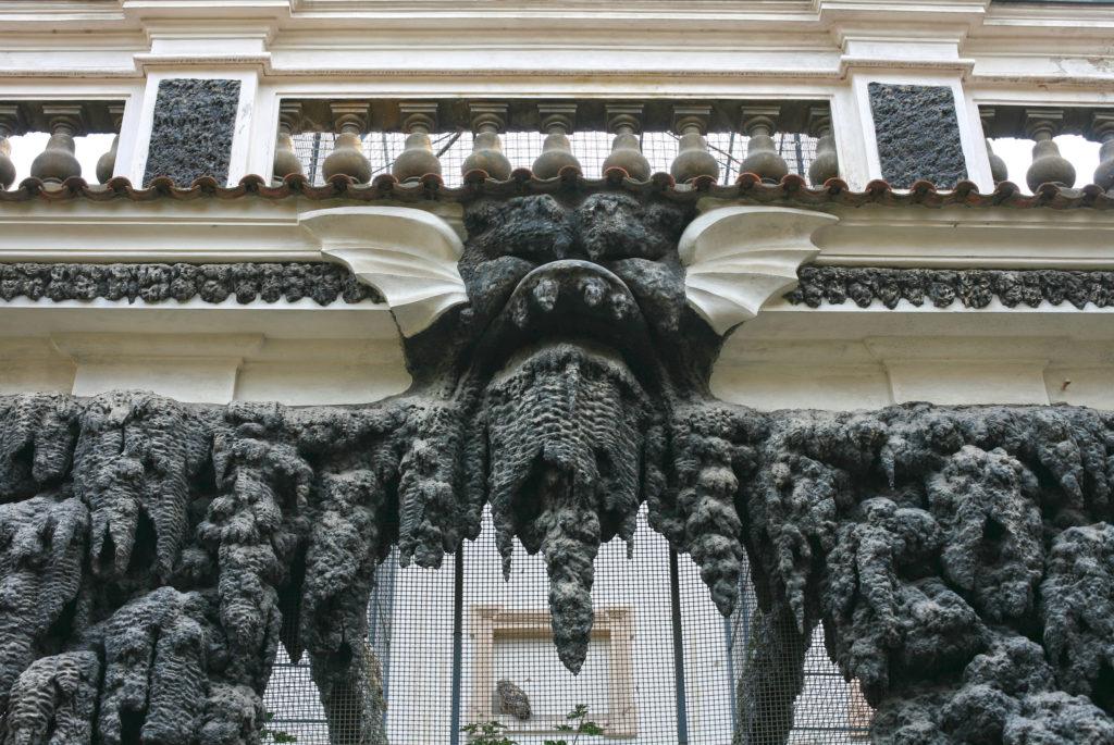 Wallenstein Garden Grotto Prague
