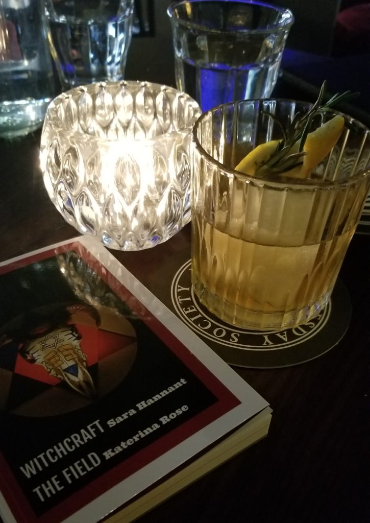 Cocktail at Last Tuesday Society